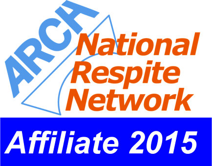 Graphic: ARCH National Respite Network Affiliate 2015 logo