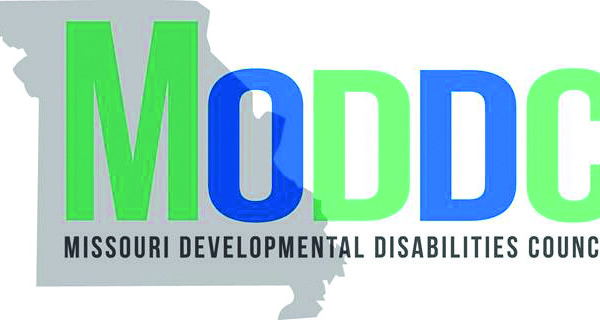 Graphic: MO Developmental Disabilities Council logo